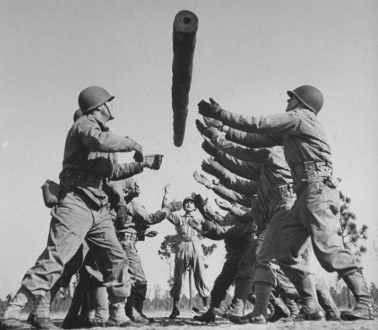WWII Training