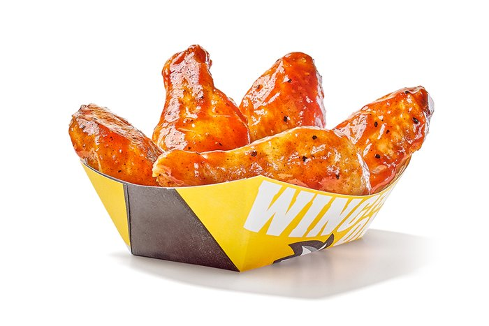 buffalo wild wings pumpkin ale sauce wings Credit: Buffalo Wild Wings
